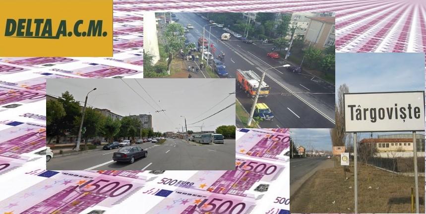 O poveste cu bani, drumuri, firme și...atât