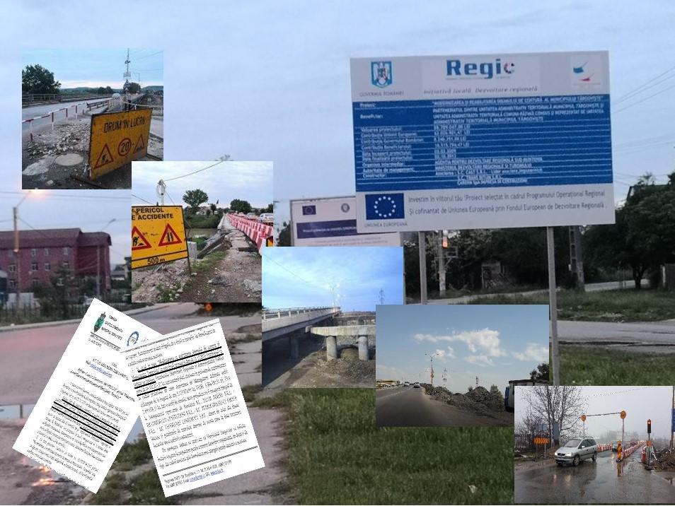 România n-are nevoie de drumuri?! Doar de banii de drum