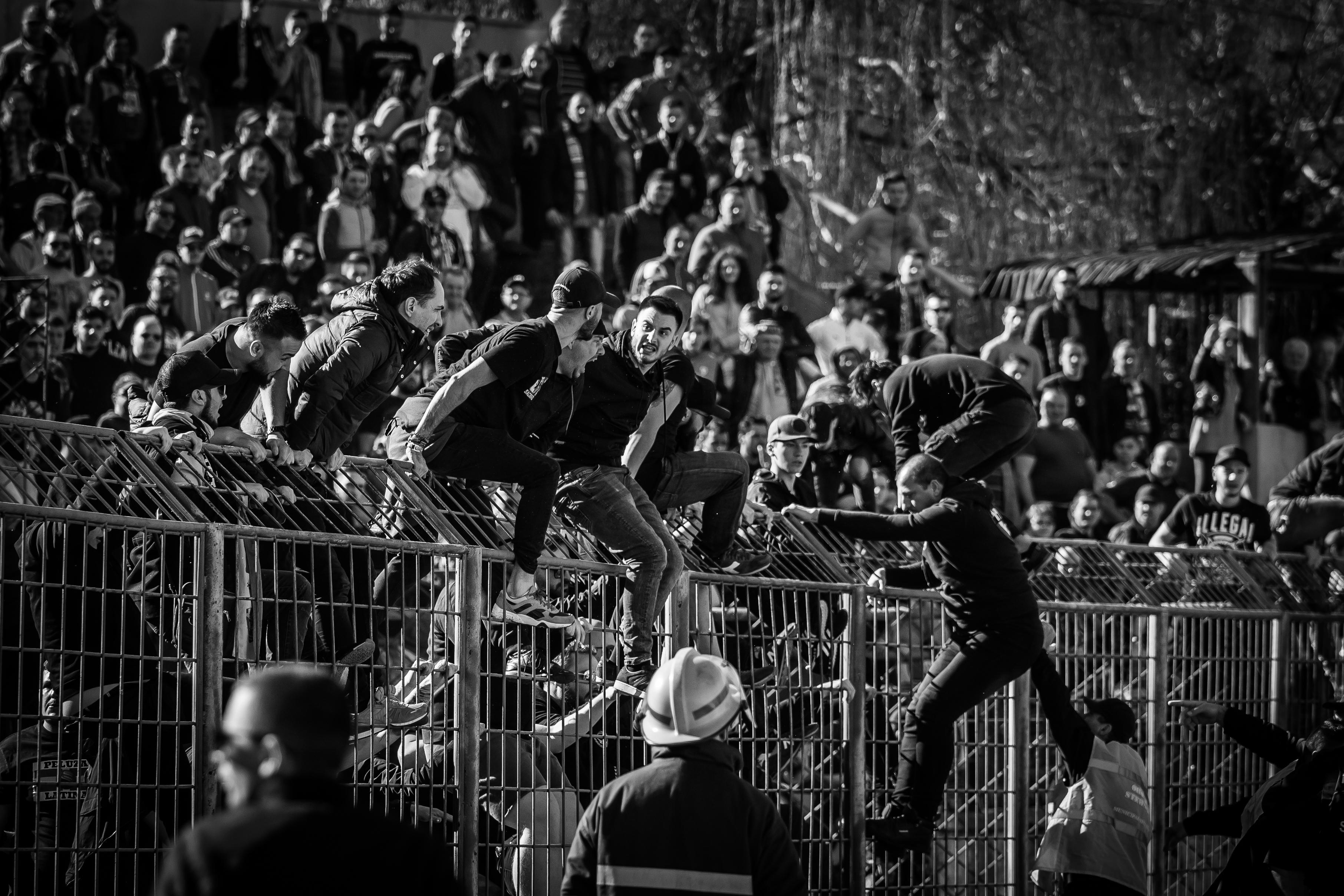 Fotbal și oameni - O poveste simplă, în doar câteva imagini