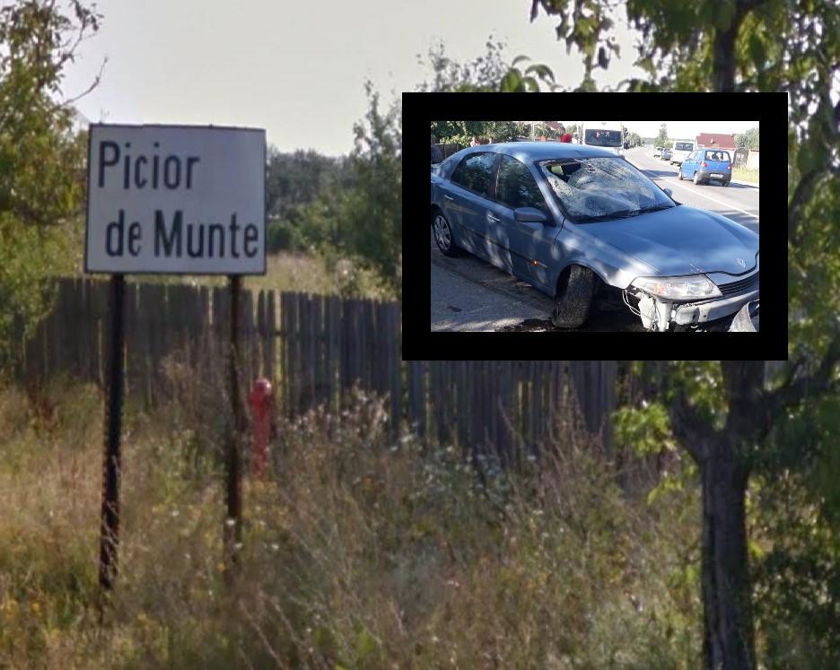 Update: Biciclist accidentat mortal, de o mașină. Șoferul a adormit la volan.