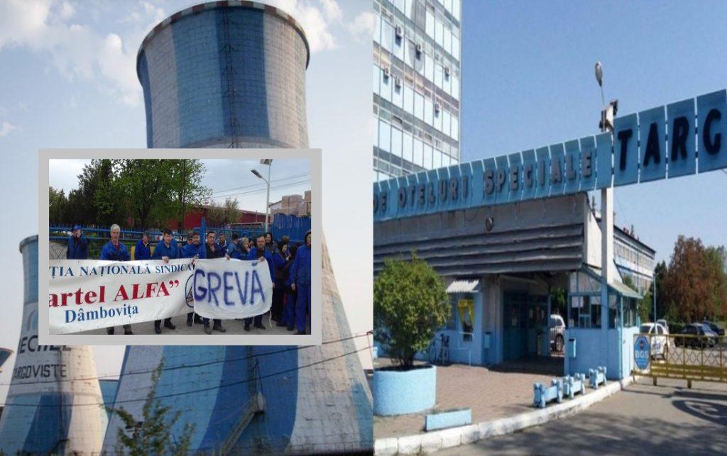 Protest COS-Valahia Media