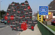Germania extinde restricțiile COVID 19, pentru români. 17 județe+București considerate zone roșii