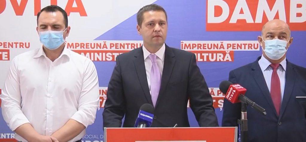 PSD DB-Valahia Media