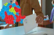 Rezultate alegeri: PSD și PNL și-au împărțit consiliile județene. În DB, PSD ia (aproape) tot