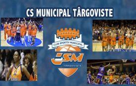 CSM Târgoviște-A doua cea mai galonată echipă din baschetul feminin românesc, a devenit