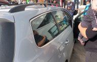 Copil de doar 4 luni rămas blocat într-un autoturism. Ajutorul celor de la ISU DB a fost esențial