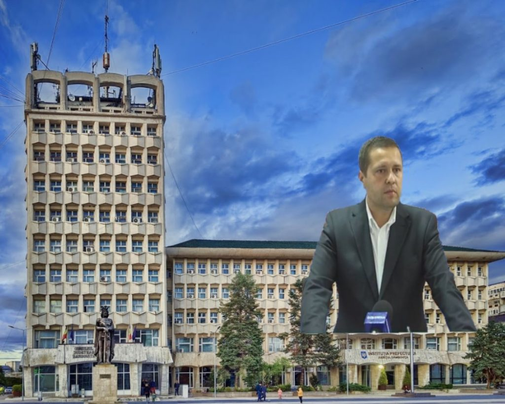 Corneliu Stefan CJD-Valahia Media