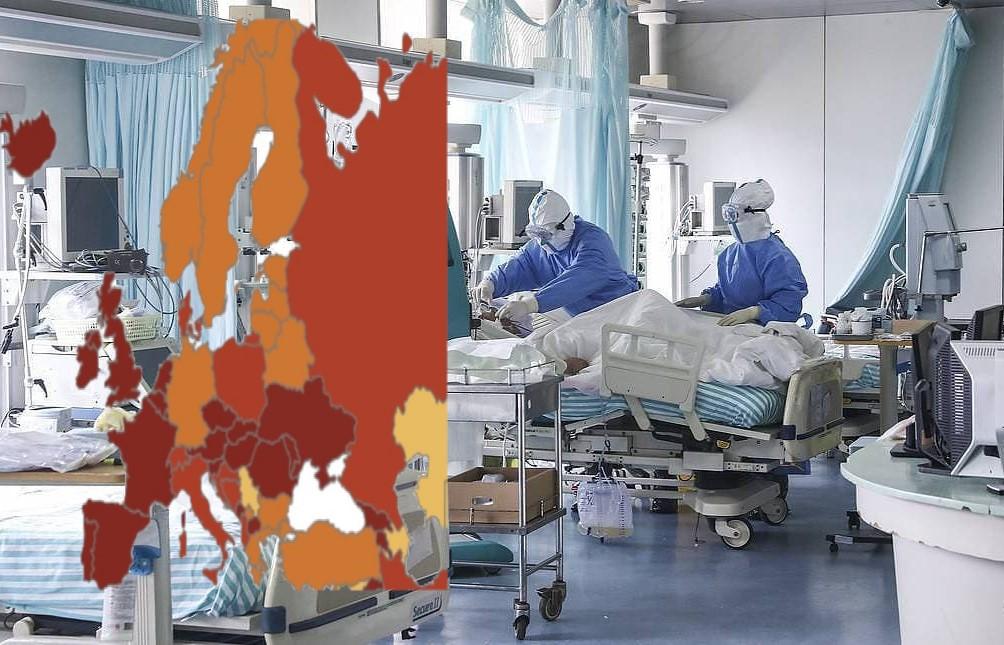 Europa de Est în pragul colapsului sanitar, din cauza noului coronavirus