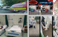 Cât de gravă e situația epidemiei de COVID-19 (în DB). Atenție! Informații și imagini cu puternic impact emoțional!(FOTO)