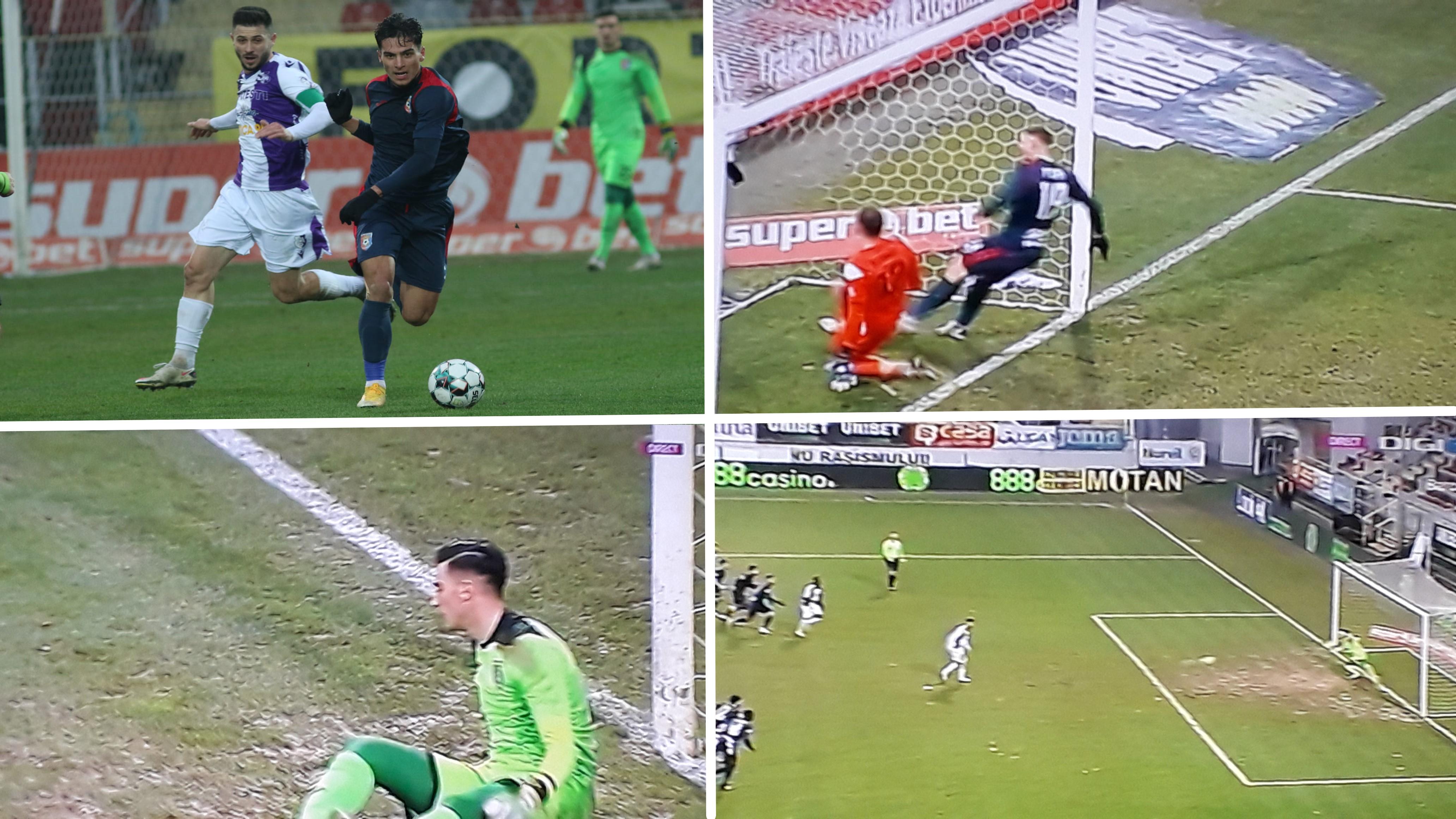 Fotbal, Liga I: Chindia-FC Argeș 2-2 (2-1). Al treilea egal în ultimele 4 meciuri, pentru târgovișteni