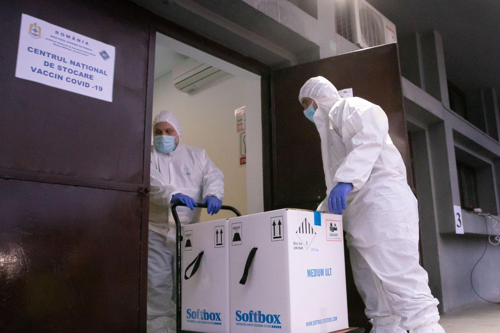 România - Locul III, în Europa, la rata de vaccinare (anti-covid 19). În ritmul actual se atinge target-ul (70% din populație) în Decembrie 2022