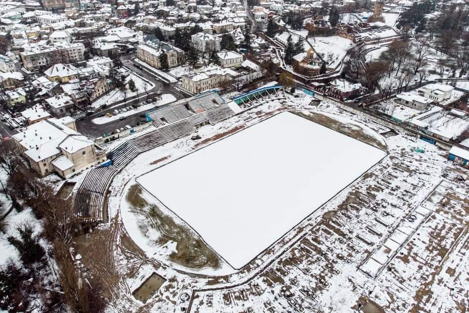 stadion Eugen Popescu-Valahia Media