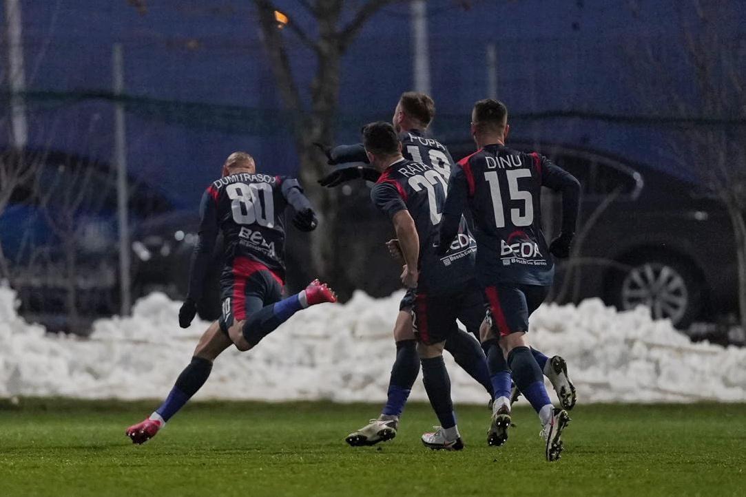 Supărare mare în rândul suporterilor târgovișteni, după Chindia-Poli Iași 1-1, în  Liga I de fotbal