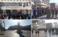Târgoviște (foto)- Fără Hora Unirii, la