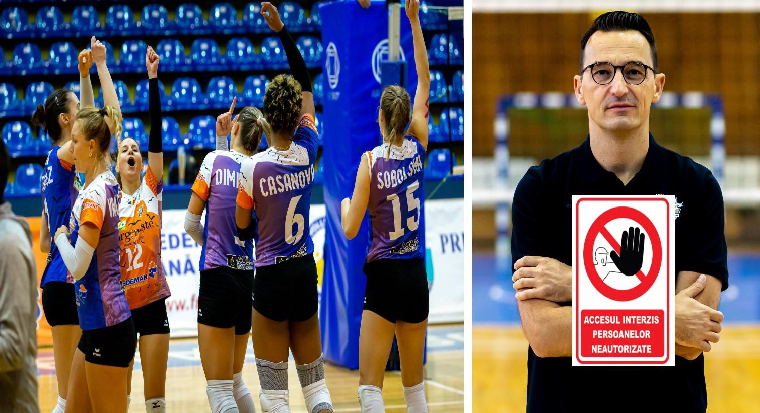 CSM Târgoviște a renunțat la colaborarea cu Dragan Nesic. Reacții negative, după plecarea antrenorului sârb