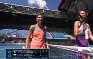 Sorana Cîrstea produce surpriza la Australian Open. Victorie în trei seturi cu Petra Kvitova (nr.8 mondial)