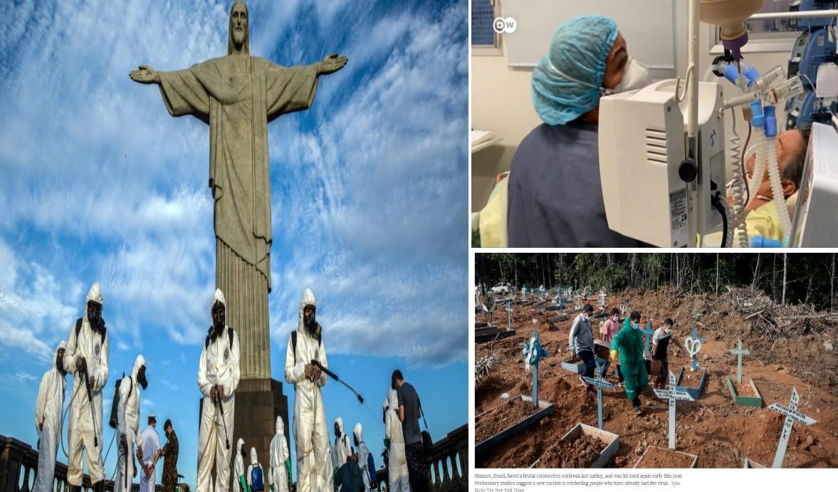 Coronavirus-Tulpina braziliană: Panică medicală mondială sau doar alarmă falsă?