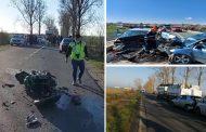 Corbii Mari (jud. DB)- Trei accidente dramatice în mai puțin de 24 de ore (5-6 aprilie 2021)