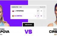 Sorana Cîrstea s-a calificat în sferturile de finală la turneul de tenis de la Istanbul