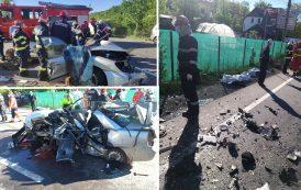 Dramă incredibilă pe DN 1, în județul Prahova. Cinci bărbați au decedat, într-un teribil accident de circulație