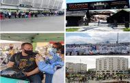 Peste 330.000 de români vaccinați (anti-covid 19) în weekend.