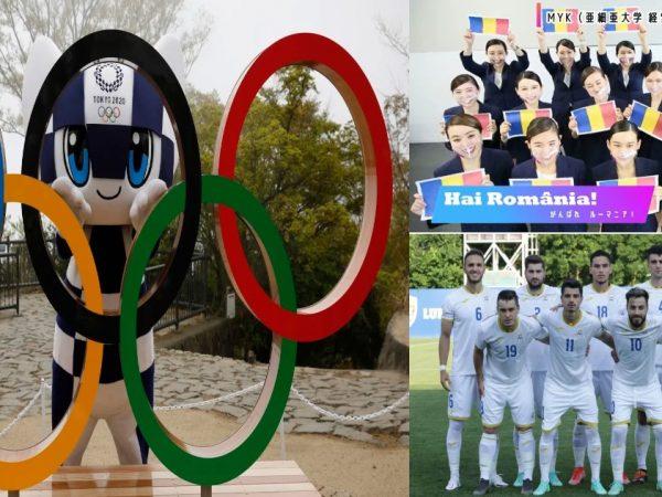 """Echipa de fotbal deschide """"balul olimpic"""", pentru România, la JO de la Tokyo. Avem și suporteri!"""